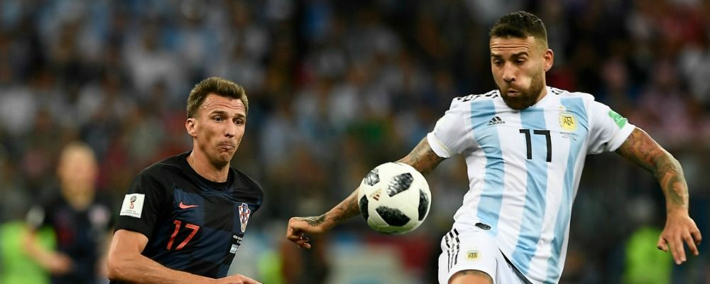 Ascolti tv, oltre 7.2 milioni di telespettatori per Argentina - Croazia