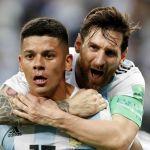 Ascolti tv, oltre 7.3 milioni di telespettatori per Nigeria - Argentina