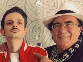 Al Bano duetta con Fabio Rovazzi: 'Ci stiamo lavorando'