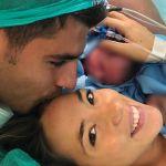 Alvaro Morata e Alice Campello genitori: sono nati i gemelli Alessandro e Leonardo