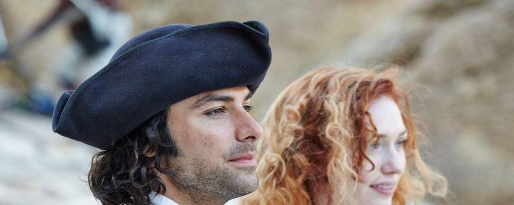 Poldark, Ross e Demelza si sposano: anticipazioni puntata 22 luglio