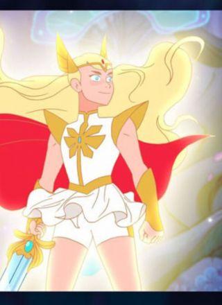 Le immagini della nuova serie Netflix su She-Ra, sorella di He-Man