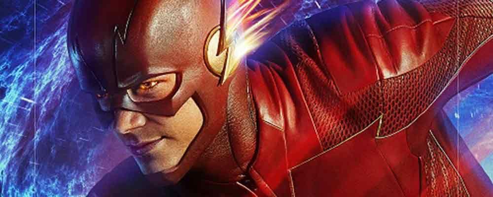 Boing Heroes: arriva la serie The Flash