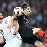Ascolti tv, Croazia - Inghilterra sfiora i 10.8 milioni di telespettatori