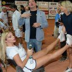 Francesca Cipriani, malore durante la partita di tennis