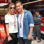 Ilary e Francesco, insieme per la sitcom 'Casa Totti': le indiscrezioni