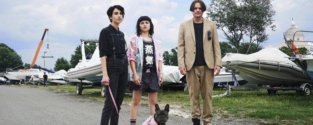 Dogsitter, con Edoardo Pesce, Silvia D'Amico e Daphne Scoccia