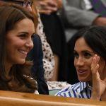Wimbledon, Meghan Markle e Kate Middleton: prima uscita delle cognate senza i mariti