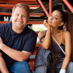 Ariana Grande a Carpool Karaoke: tra le hit un'imitazione perfetta di Celine Dion
