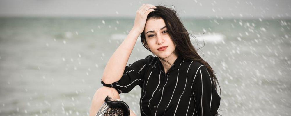 Chiara Bordi, prima miss 'bionica' a Miss Italia: 'La vita va avanti anche senza gamba'