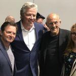 Ritorno al futuro, reunion del cast originale con Michael J. Fox e Christopher Lloyd
