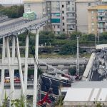 Crollo del Ponte Morandi a Genova, la programmazione tv straordinaria