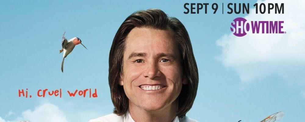 Kidding, al via la serie con Jim Carrey e la regia di Michel Gondry