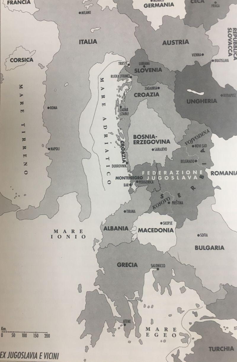 Karte von Laura Kanäle
