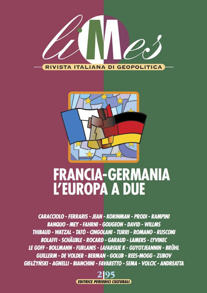 Francia-Germania, l'Europa a due - Limes