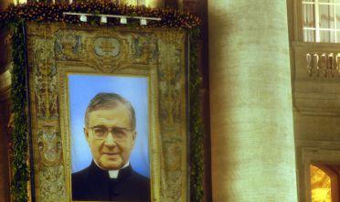 The Pope Canonizaties Josemaria Escriva In Rome October 6