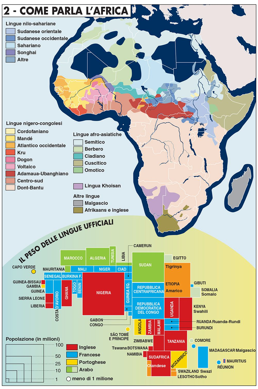 Cartina Mappa Africa Wwwtollebildcom