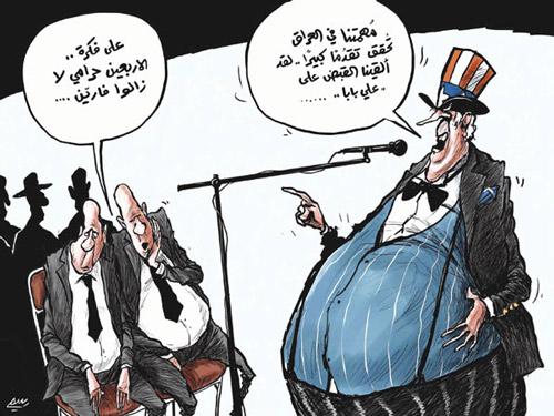 La svolta degli Usa in Iraq