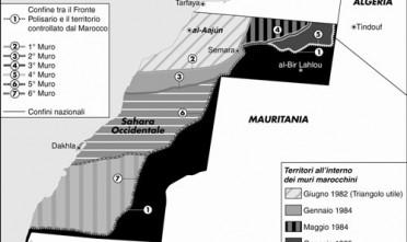 Il vallo del Sahara (1)- La storia del Frente Polisario