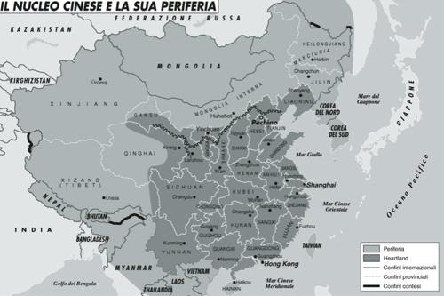 Cina e Taiwan sempre più vicine