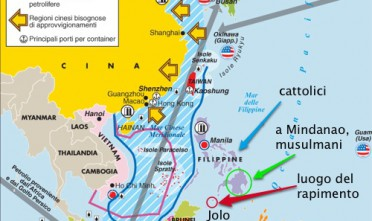Rapimento Filippine: uno è italiano