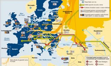 Gas: l'Ucraina sulla strada di EuRussia