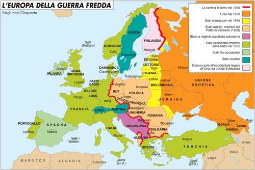 Fiducia nel mercato e voler bene alla Nato!
