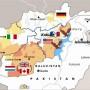 Afghanistan: lo schieramento Nato-Usa