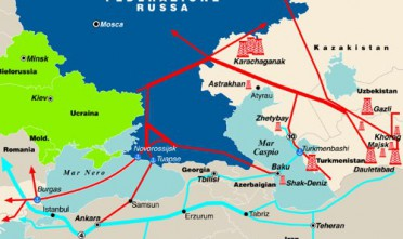 Nabucco vs. South Stream