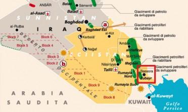 Iraq: all'Eni il petrolio di Zubayr