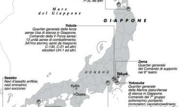 Giappone - America, alleanza che scricchiola