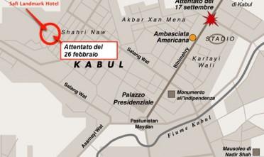 Afghanistan: attentato a Kabul, morto un italiano