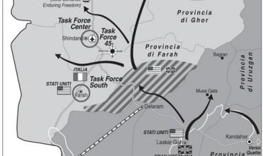Afghanistan: due italiani uccisi nella zona di Herat