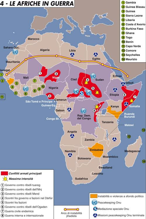 Somalia: perché la missione Amisom sta fallendo