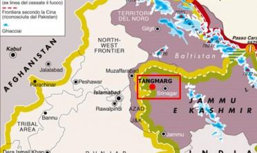 Rogo corano: strage in Kashmir