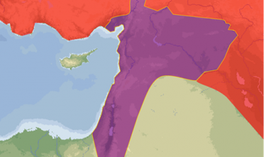 Levante arabo, la Turchia e i nuovi Bilad ash-Sham
