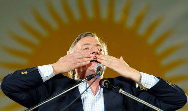Nestor Kirchner, presidente argentino dal 2003 al 2007  (Foto: MAURICIO LIMA/AFP/Getty Images).