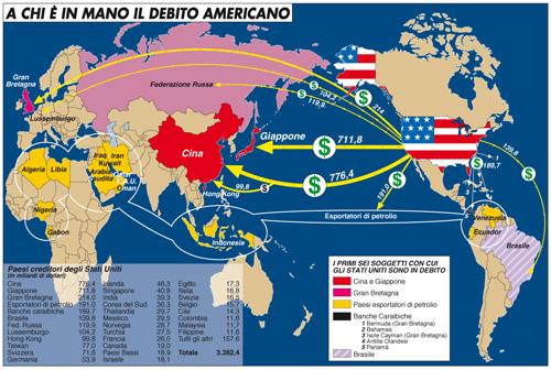 Gli Stati Uniti alla guerra delle monete