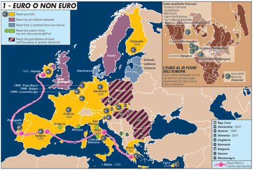 Il debito è irlandese, ma il problema è europeo