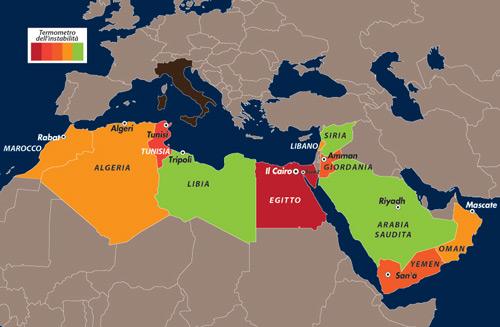 Rivolta in Egitto: risposte ad alcune domande