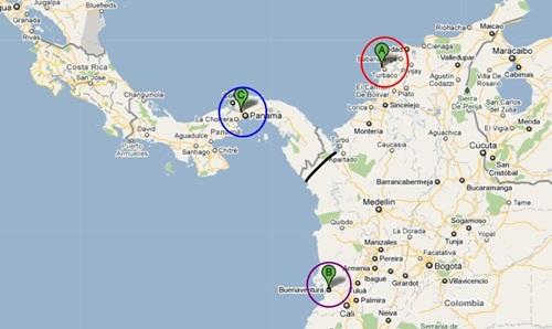 La Cina finanzia l alternativa al canale di Panama - Limes 4187c8a17b7c