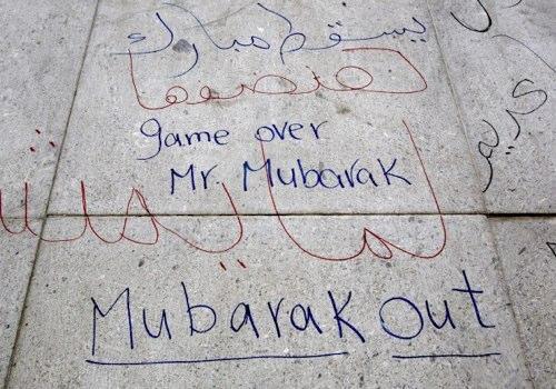 O io (Mubarak), o i Fratelli Musulmani