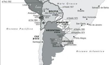 L'America Latina divisa su Gheddafi
