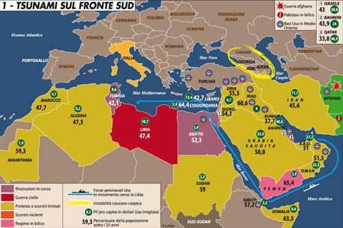 I paesi del Golfo sono pronti a morire per Manama