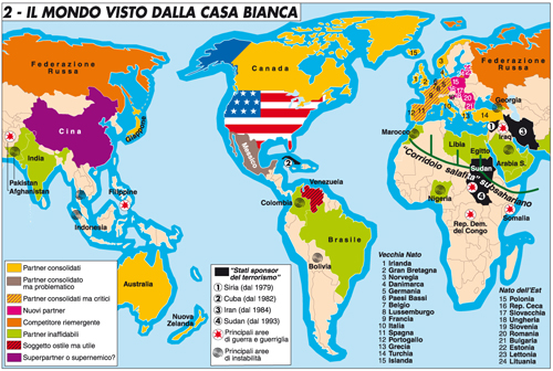 Obama è in America Latina, ma la sua mente è a Tripoli