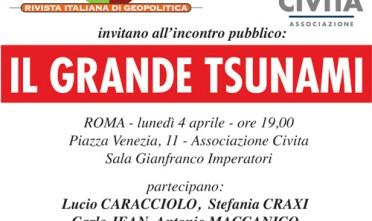 Roma: Il grande tsunami