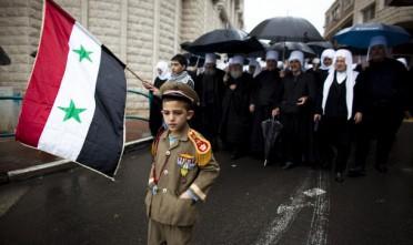 Nakba, Damasco cala la carta regionale