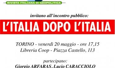 Torino: L'Italia dopo l'Italia