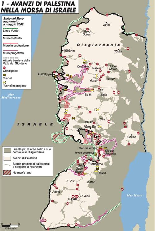 'Uno Stato palestinese sotto occupazione è una finzione'