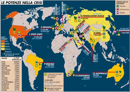 'L'Italia si adegui, i Brics sono più di un acronimo'